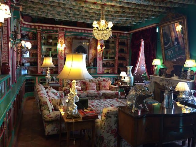 Tu palacio privado - Cazalla de la Sierra - Bed & Breakfast