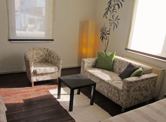 Dunajska Bright,parcheggio,giardino - Lubiana - Appartamento