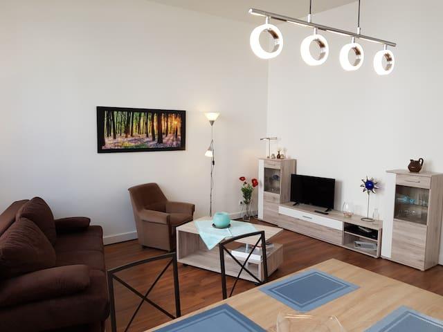 Schöne Wohnung im historischen Herzen Ratingens