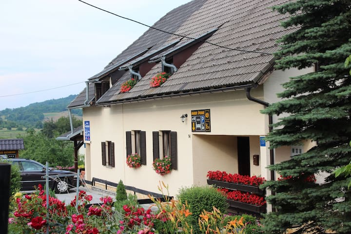 HOUSE MARKO - PLITVICE ROOM 3  - Plitvicka Jezera - Bed & Breakfast