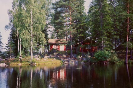 Rent your own island! - Granbergsdal