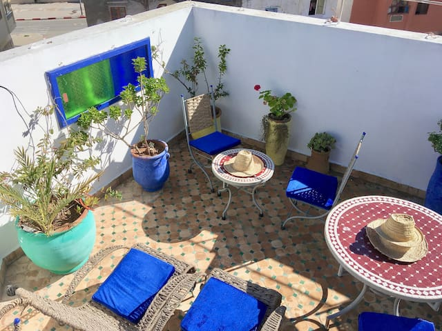Peaceful and Private Moroccan Charm in Azlef