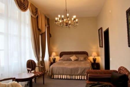 Family apartment in Villa - Tosnenskiy