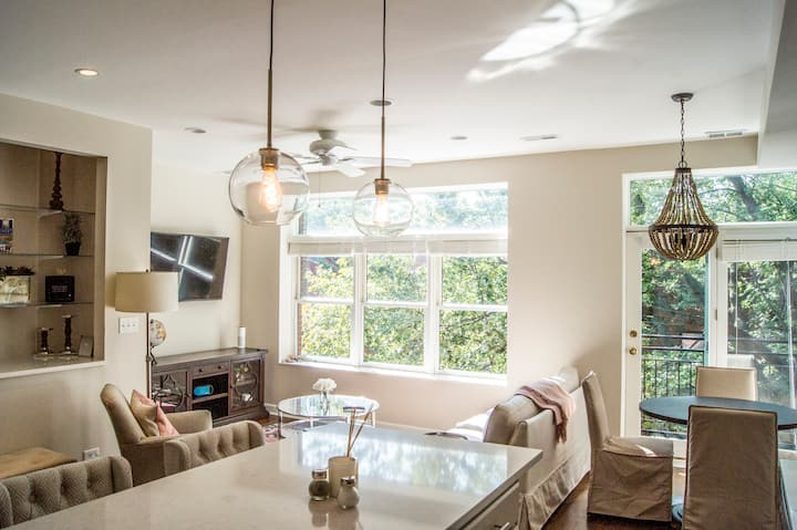 Beautifully Renovated 2BR in Historic Lincoln Park