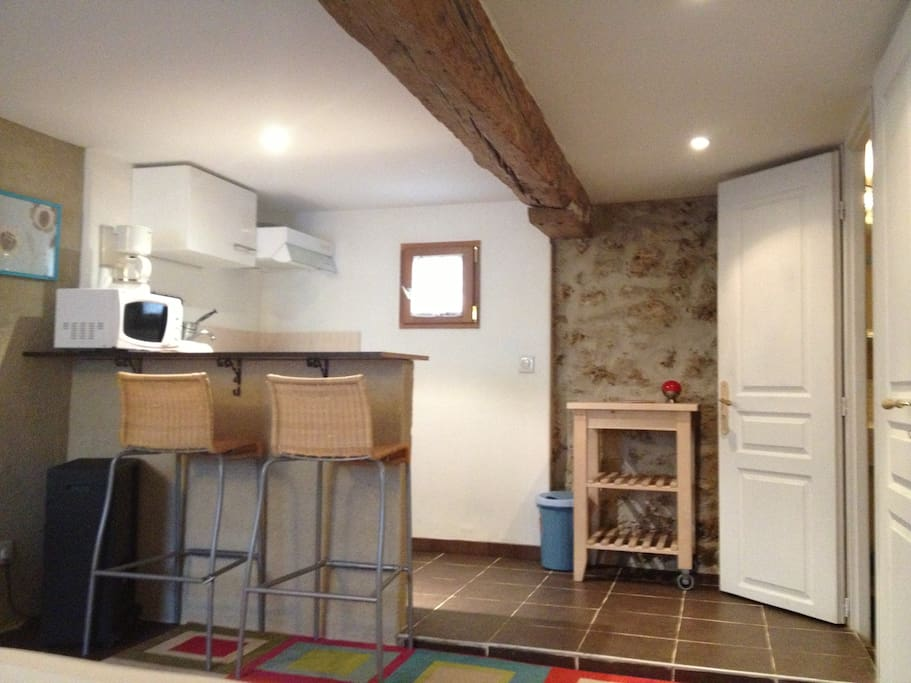Studio meubl avec jardin appartements louer saint forget le de france france - Location meuble ile de france ...