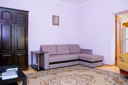 Уютная квартира для семьи/ компании - Krasnaya Polyana