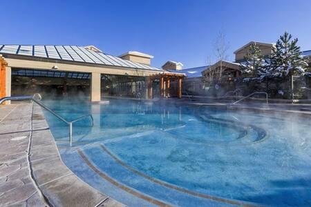  ] 5 star Resort Condo! @Ski Mtn Base Ski IN & OUT - Park City