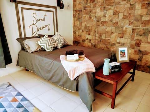 Atlixquito Corazón lncreible loft cómodo y accesible ubicado cerca de todos los atractivos de este hermoso pueblo mágico