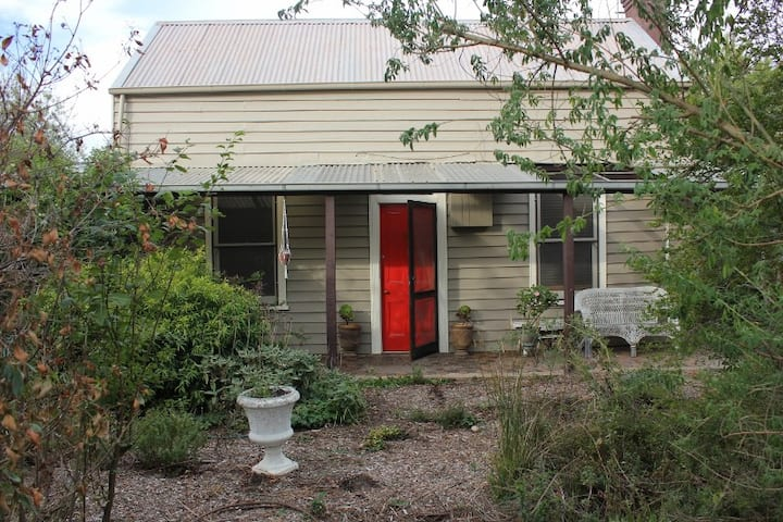 Grampians, Stawell Miners Cottage