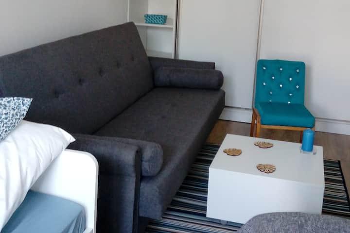 Stylowy pokój dla 2 lub 3 osób w centrum Legnicy