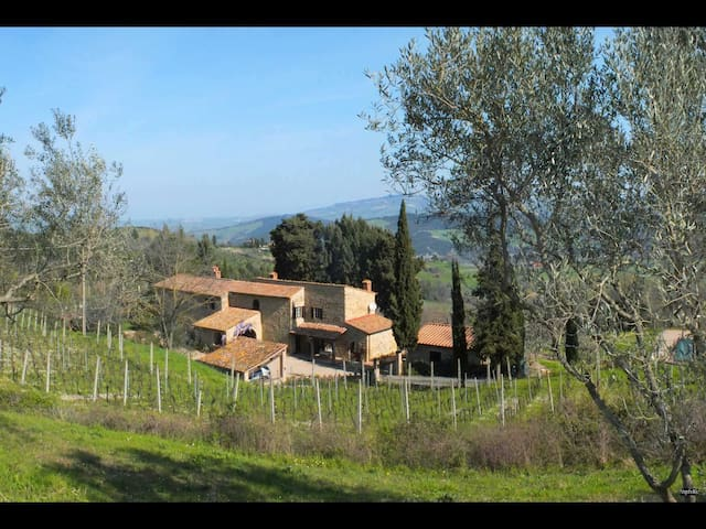 Farmhouse 2 - Pomarance - Bed & Breakfast