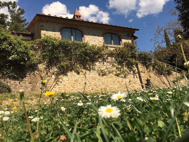 Forte di Tregognano / Michelangelo Cottage