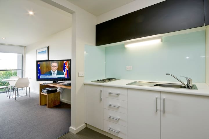 Deluxe spa apartment - Lorne - Apartment