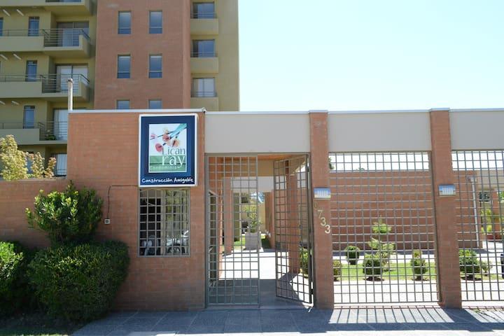 Departamento nuevo en Condominio  - Rancagua
