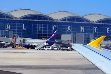 Aeropuerto low cost :)