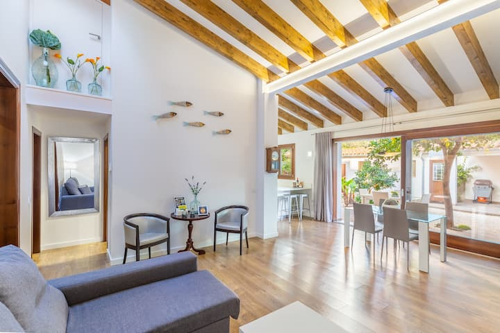 New ground floor house in the heart of Palma (2)