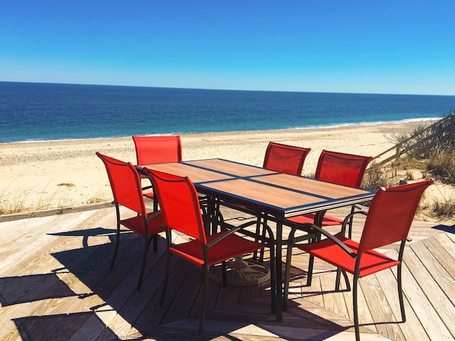 Direct Oceanfront on Cape Cod! - Sandwich - Haus