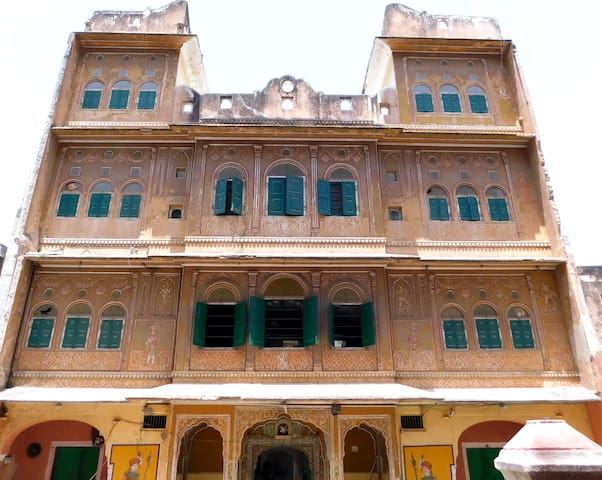 Jaipur Haveli double