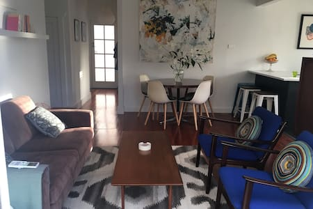 Spacious room in sunny cozy home - 奧克蘭