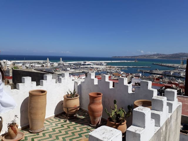 Unmissable stay in the old Medina of Tangier