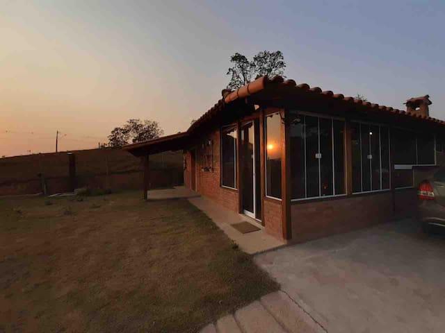 Casa Ibitipoca / linda vista/ equipado