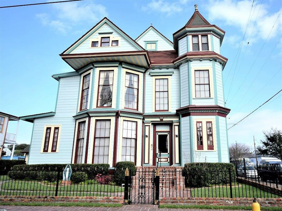 Quaint 1 bedroom suite in uptown victorian mansion - 1 bedroom houses for rent in new orleans ...