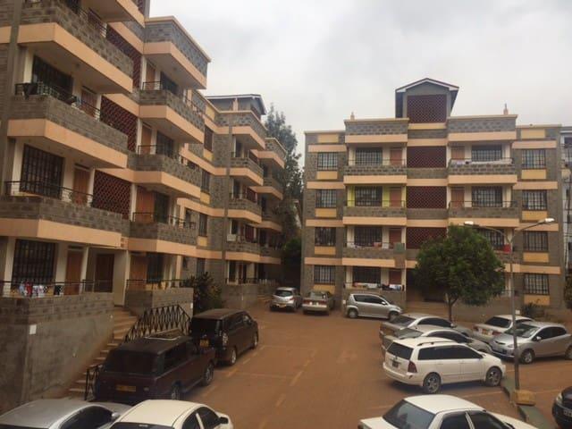 PRIVATE ROOM, QUITE PLACE - Nairobi - Pis