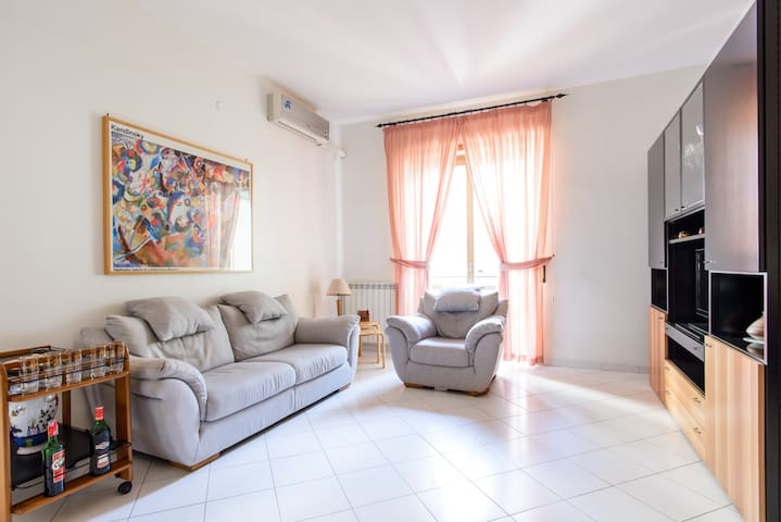 Casa Chiarina - Full equipped apt. near Metro L2
