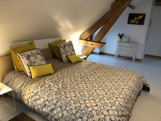 Suite-Deluxe-Jacuzzi-Terrace-Suite Bouton d'Or
