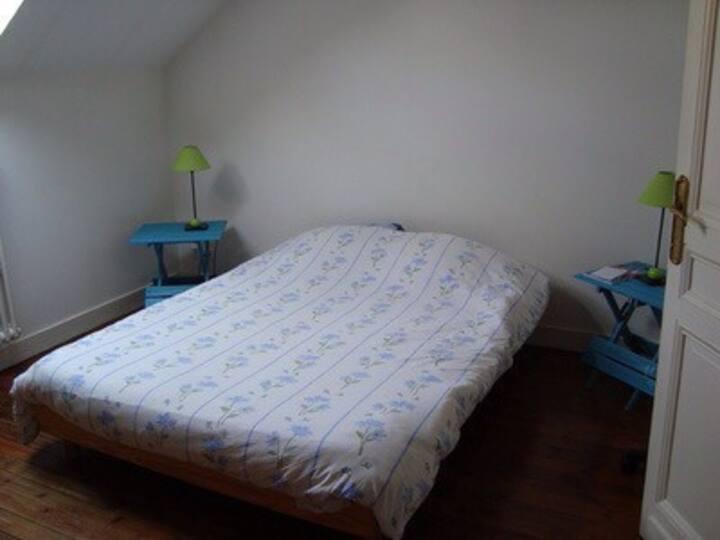 Chambre idéale pour voyageur