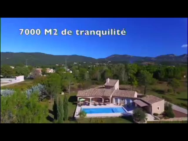 Villa de rêve au soleil du Languedoc - Laroque