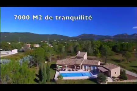 Villa de rêve au soleil du Languedoc - Laroque - Casa de camp