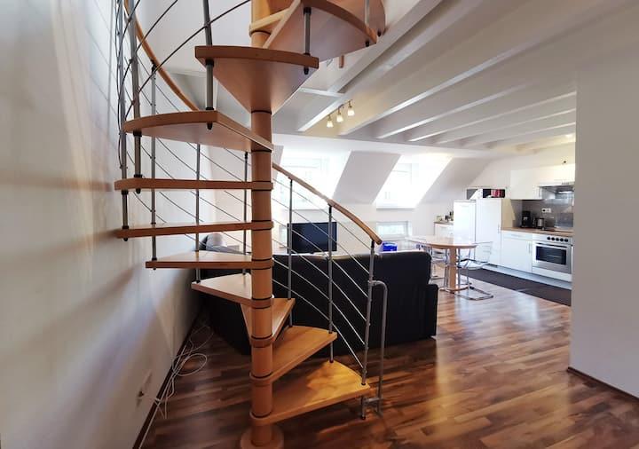 Duplex | CityCentre | AC | Netflix | 2 balconies