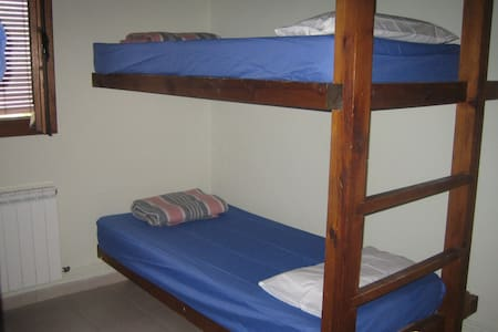 Albergue de Liri - Habitación 4 camas - Liri