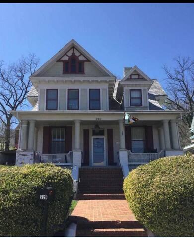 Historic Queen City Home