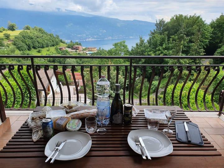 Casa Bella Vista Tignale Lago di Garda Gardasee