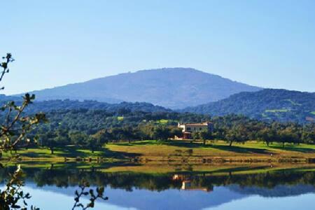 Casa Rural en Embalse de Tentudía - Calera de León