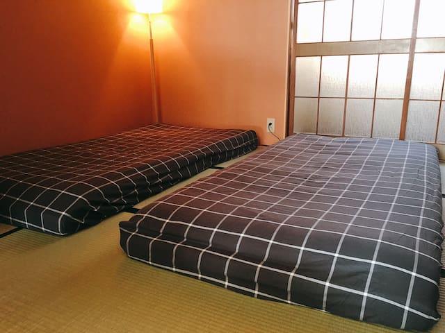 和室・日式榻榻米房间・Japanese Tatami room