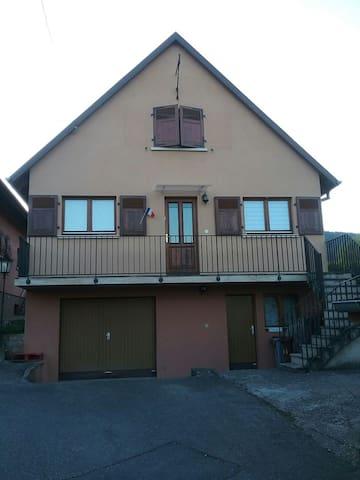 Maison calme dans le vignoble - Pfaffenheim - Casa