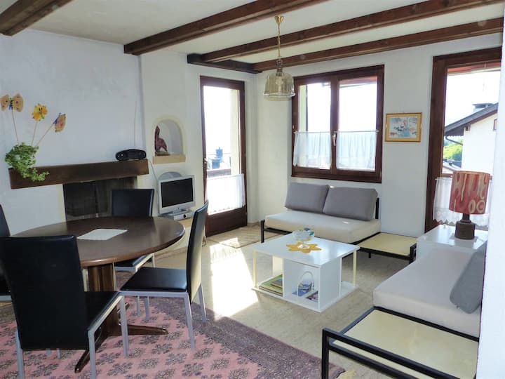 Flurina / Burtscher, (Falera), 41451, 3 room apartment for 4 persons, best for 2 adults and 2 kids