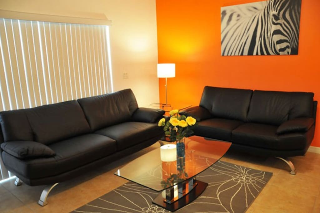 Sweet Home Vacation: Sun Lake #1 (Living Room)