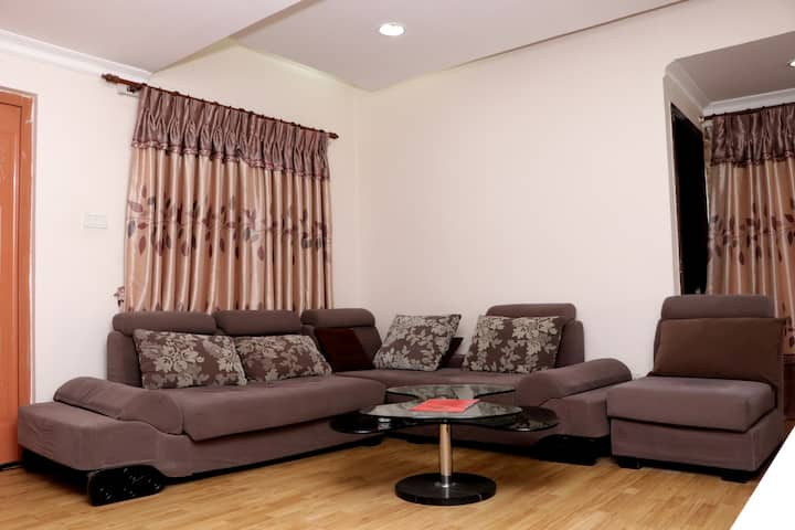 Kathmandu, 2 Bedroom apt, TCH tower Sitapaila