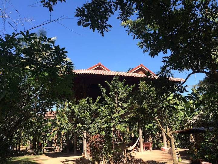 Daily life home stay