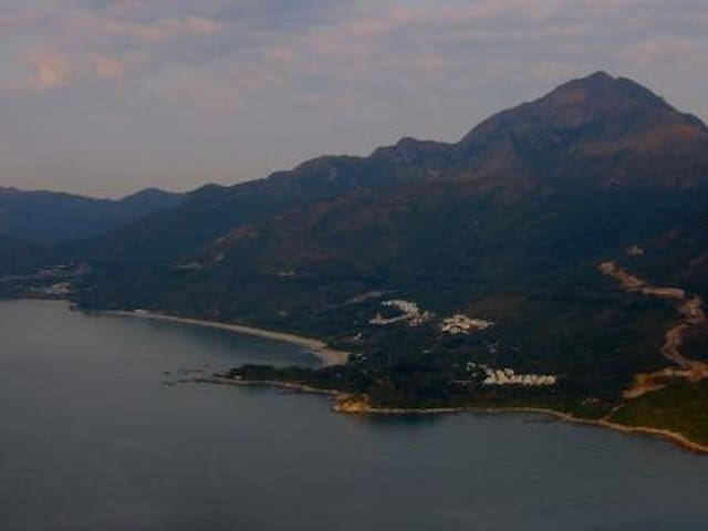 Beautiful Lantau, Hong Kong nature. - Mui Wo - Pis