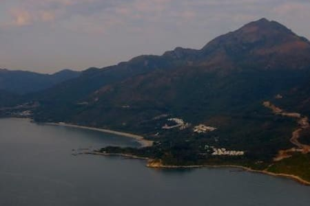 Beautiful Lantau, Hong Kong nature. - Mui Wo