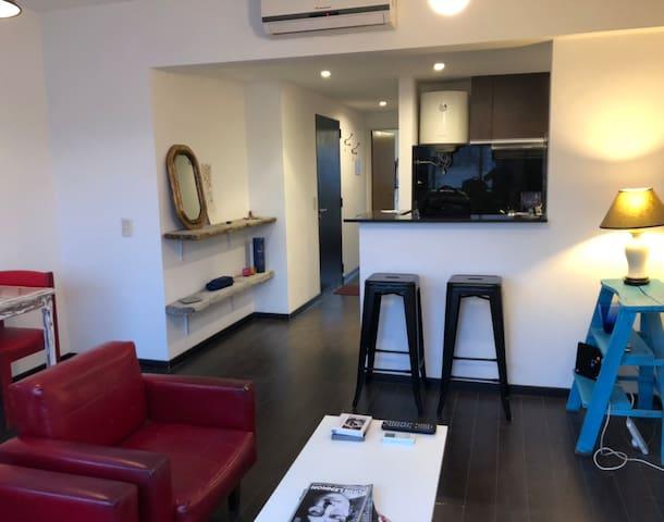 Apartament Belgrano