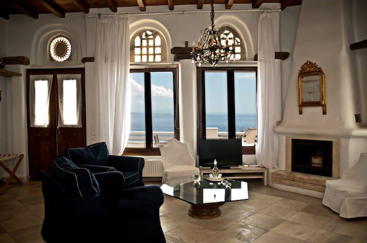 Sea View-suite RINIA - Tinos - Bed & Breakfast