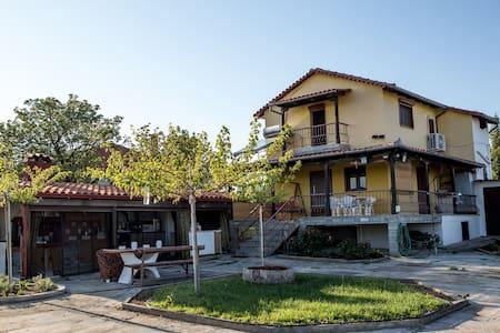 Sunset Villa Sozopoli#