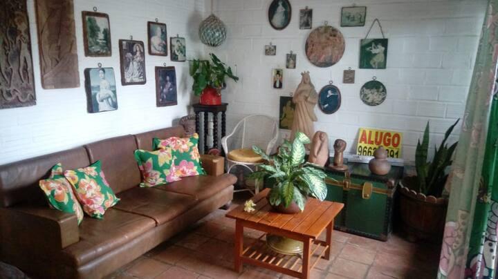 Casa rústica e aconchegante em Gravatá