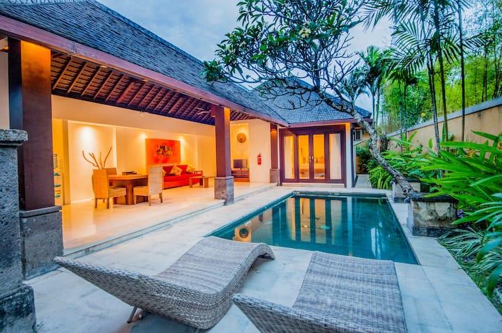 Romantic One Bedroom Suite Private Pool Villa